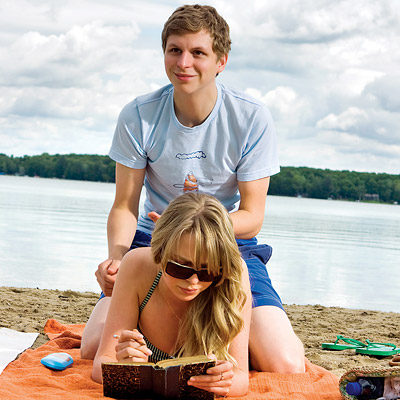 Michael Cera, Youth in Revolt | Michael Cera, Hollywood's go-to guy for undersexed teen roles, is at it again in this adaptation of the 1995 cult-hit novel about an awkward high…