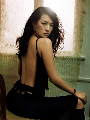 Ziyi Zhang | HAILS FROM: China SEXIEST IN: The House of Flying Daggers (2004) She showcased her accomplished dance training ( Memoirs of a Geisha ) and broke…