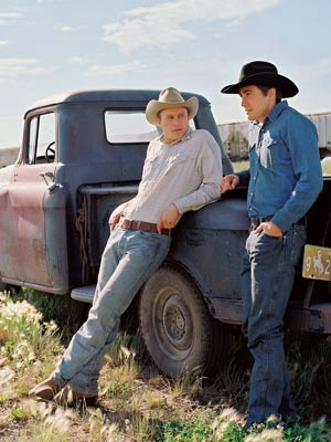 Brokeback Mountain, Heath Ledger, ... | JACKPOT: Brokeback Mountain (2005) Stars Heath Ledger and Jake Gyllenhaal put their careers on the line to play lovers in the first mainstream movie to…