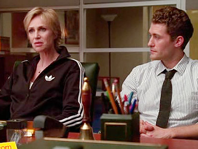Jane Lynch, Glee, ... | ''That was the most offensive thing I've seen in 20 years of teaching — and that includes an elementary school production of Hair .''