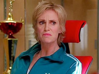 Glee, Jane Lynch