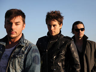 30 Seconds To Mars, This Is War | NOW LEAVING ORBIT 30 Seconds to Mars