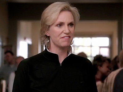 Glee, Jane Lynch | ''...I will go to the animal shelter and get you a kitty cat. I will let you fall in love with that kitty cat. And…