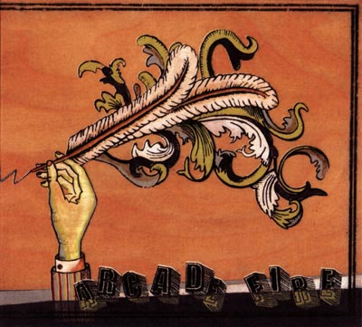 The Arcade Fire, Funeral
