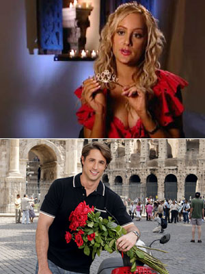 The Bachelor: Rome, Lorenzo Borghese | 8. Erica Rose in Italy The tiara-wearing self-proclaimed princess made us laugh many times. A couple of examples: When she confessed to stooping to fly…