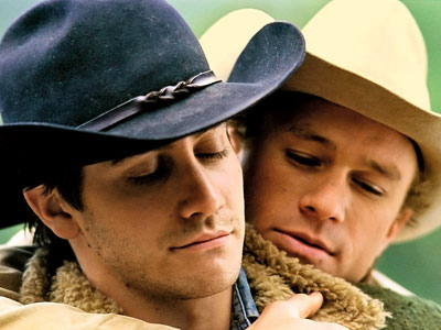 Brokeback Mountain, Heath Ledger, ... | Everyone called it ''The Gay Cowboy Movie.'' Until they saw it. In the end, Ang Lee's love story wasn't gay or straight, just human.