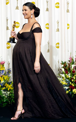 Catherine Zeta-Jones   I would like to add Catherine Zeta Jones' dress that she wore when she won an Oscar best supporting actress for Chicago . She was…