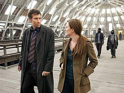 Children of Men, Clive Owen, ... | Alfonso Cuaron's dystopian film reminded us that adrenaline-juicing action sequences can work best when the future looks just as grimy as today.