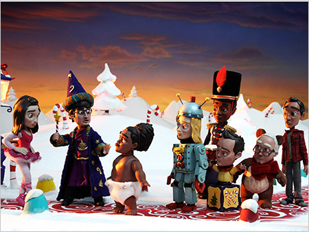 27. COMMUNITY It was a strange, yet magical, winter wonderland inside Abed's head when he transformed his environment (and friends) into stop-motion animation. Their journey…
