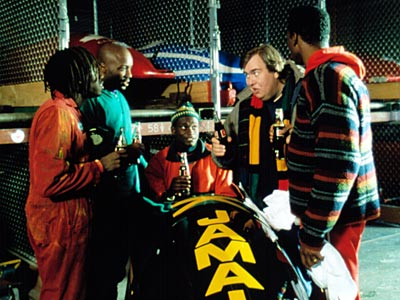 Cool Runnings | COOL RUNNINGS (1993) It?s a bright, bright sunshiny day for anyone who tunes into this based-on-a-true-story sports tale, which follows four Jamaican bobsledders who try…