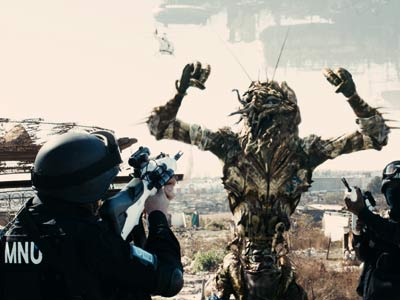 District 9 | It's hard to say what's more amazing about this madly original social drama/sci-fi thriller set in South Africa, one of those cinematic novelties that seem…