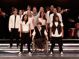 Glee, Glee: The Music, Volume 2 | AND DON'T IT FEEL GOOD The cast of Glee