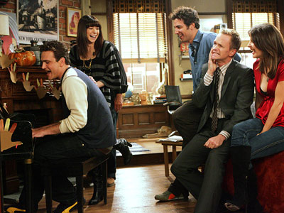 Jason Segel, Alyson Hannigan, ... | 25. HOW I MET YOUR MOTHER ''Slapsgiving'' (2007) Admittedly, Slapsgiving is better conceptually than in execution. But what a concept! After waiting 115 days (according…