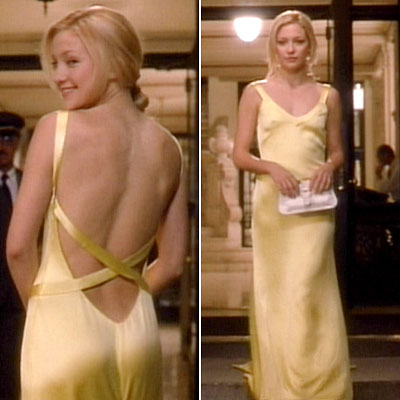 Kate Hudson, How to Lose a Guy in 10 Days | Kate Hudson in How To Lose a Guy in 10 Days (2003) The star didn't need an ounce of ''frosting'' when she descended the stairs…