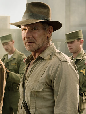 Indiana Jones and the Kingdom of the Crystal Skull, Harrison Ford | Harrison Ford ''I felt most betrayed by Spielberg and Ford for making me wait sooooo long for such a lousy concept/movie [ Indiana Jones and…