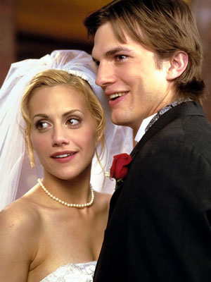 Brittany Murphy, Just Married | In this slapstick romantic comedy, Murphy took to the screen with then-boyfriend Ashton Kutcher as newlyweds Sarah and Tom, grappling with Sarah's disapproving parents and…
