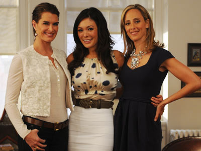 Kim Raver, Lindsay Price, ... | LIPSTICK JUNGLE (NBC) Just when we were in total Sex and the City withdrawal, Lipstick Jungle stepped in to give us our fix (well, kinda,…
