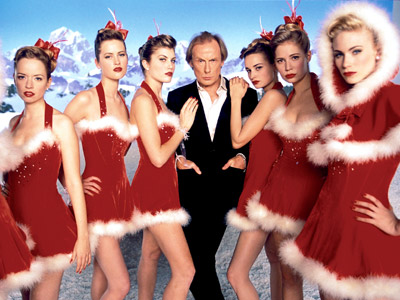 Bill Nighy, Love Actually | I am totally obsessed with Love, Actually . My husband and I watch it every Christmas, sometimes even twice. I've bought the movie for almost…