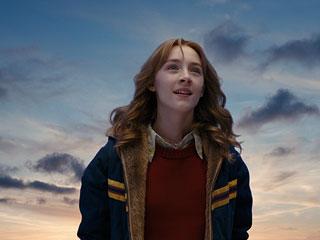 Saoirse Ronan, The Lovely Bones