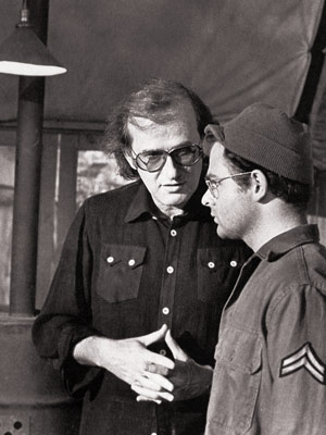 Larry Gelbart | Feb. 25, 1928-Sept. 11, 2009 Larry Gelbart couldn't stand the laugh track on M*A*S*H . ''Who are all those people laughing?'' he once asked. ''The…