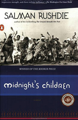 4. MIDNIGHT'S CHILDREN , by Salman Rushdie 1,001 children are born in India at midnight on Aug. 15, 1947; this epic social comedy follows one…