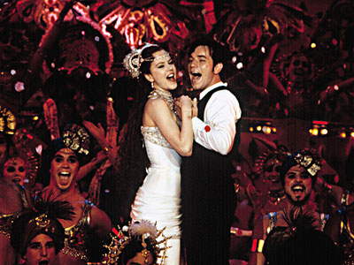 Moulin Rouge (Movie - 2001), Ewan McGregor, ... | Baz Luhrmann's trippy, pop-cultural pastiche is an aesthetically arresting ode to poetry, passion, and Elton John. In fact, it's so good, we'll forgive him for…