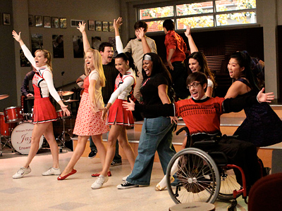 Glee | Hands down the year's most novel show, Glee is also its least likely success. Before this musical-comedy high school saga, the musical TV series pretty…