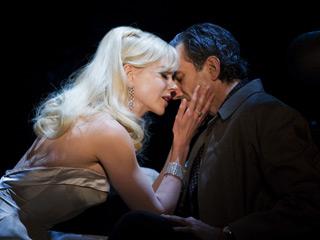 Nicole Kidman, Nine | THE EVENING MUSE Nicole Kidman gets cheeky with Daniel Day-Lewis in Nine