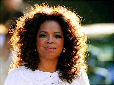 Oprah Winfrey   Oprah Winfrey has created a veritable Oprah-verse through her taste and branding. She recently announced plans to end her daytime talk show — after an…