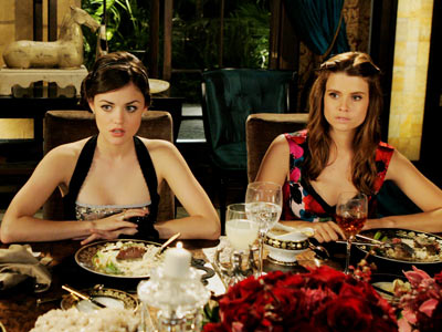 Privileged | PRIVILEGED (The CW) Looks like good girls do finish last. While bitches continue to reign supreme on the CW — hello 90210 and Gossip Girl…