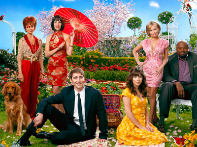 Pushing Daisies | PUSHING DAISIES (ABC) If Moonlighting and Charlie and the Chocolate Factory got hitched, Pushing Daisies might pop out nine months later. A speed-quipping murder mystery/screwball…