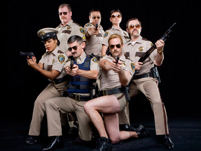 Reno 911! | RENO 911! (Comedy Central) Help! It's an emergency! Reno 911! is ending, and we don't think we can cope! For the past six years, we've…