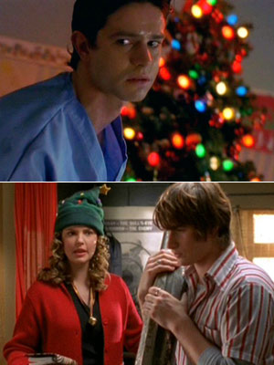 Roswell | 18. ROSWELL ''A Roswell Christmas Carol'' (2000) For Max (Jason Behr), the holidays mean coming face to face with a moral conundrum: when to bust…