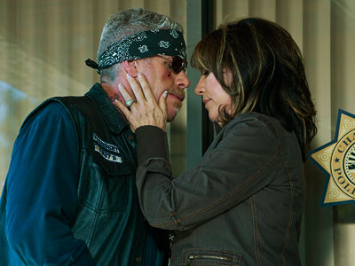 Sons of Anarchy, Katey Sagal, ... | Sons of Anarchy season finale: A Great Season, a Great Finale... With a Disappointing Ending? We came to Sutter's second great set piece of the…