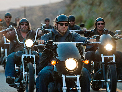 Sons of Anarchy | I will catch up on Sons of Anarchy . — Michael Ausiello