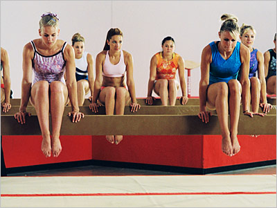 Stick It | STICK IT (2006) Women love the stars of this gymnastics-centric film for their kick-ass moxie. (After all, it?s not called gym-NICE-sticks!) Guys love the stars…