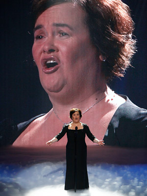 Susan Boyle | SUSAN BOYLE The big stand-out for me was Susan Boyle. Her story is astounding. Who woulda thunk in this day and age a homely middle-aged…