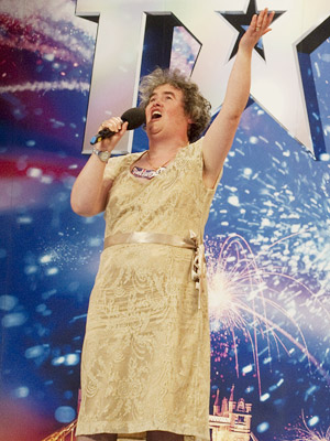 Susan Boyle | The 2009 Memorable Moment: Susan Boyle on Britain's Got Talent To see the Big Bang Theory cast's re-creation of this 2009 moment, click to the…