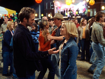 Josh Lucas, Reese Witherspoon, ... | Reese Witherspoon ''She was so funny and sharp in Freeway , Pleasantville , Election . And then Sweet Home Alabama . Ew.'' —Huhu