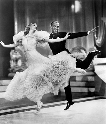 Fred Astaire, Ginger Rogers, ... | 12. Swing Time (1936) The lightest, sweetest outing for Fred Astaire and Ginger Rogers. Lots of folks say the pinnacle is 1935's Top Hat ,…