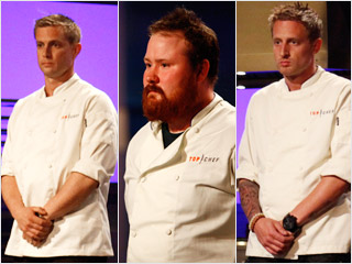 Top Chef | Michael's creative flow in the kitchen helped him beat out worthy competitors Kevin and Bryan
