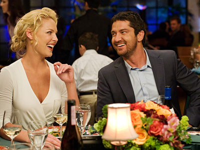 The Ugly Truth, Gerard Butler, ... | In order to help Katherine Heigl's tightly wound Abby land a man, Gerard Butler's misogynistic Mike decides to take her shopping and sex-up her look.…