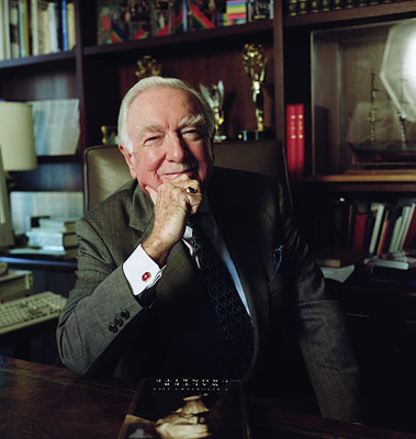 Walter Cronkite | Nov. 4, 1916-July 17, 2009 Walter Cronkite once said, ''Objective journalism and an opinion column are about as similar as the Bible and Playboy .''…