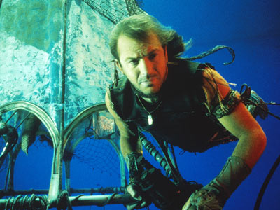Waterworld, Kevin Costner | BUST: Waterworld (1995) Kevin Costner's $175 million dystopian opus was one of the most infamous washouts in Hollywood history: The critically panned pic made just…