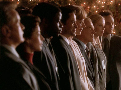 The West Wing | 5. THE WEST WING ''In Excelsis Deo'' (1999) Wing 's first White House Christmas set the mark for the series, in an episode that won…