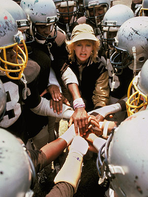 Wildcats | WILDCATS (1986) Who says a woman can't coach football? Goldie Hawn never got that memo. She takes a job at an inner-city high school, and…
