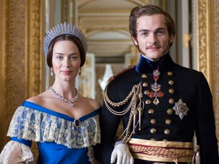 Emily Blunt, The Young Victoria | CROWNING ACHIEVEMENT Emily Blunt and Rupert Friend dress for royal success in The Young Victoria