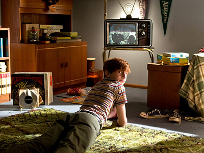 A Serious Man   What's the kid from A Serious Man doing right now? Aaron Wolff . He looks just like Peter Parker from the comics, minus the red…
