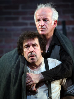 Sean McGinley and Stephen Rea in Ages of the Moon