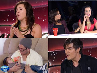 American Idol | Tasha Layton uses her big voice to minister to hurting ears; Kara has a big problem with Katy Perry; A.J. Mendoza tries to fill some…